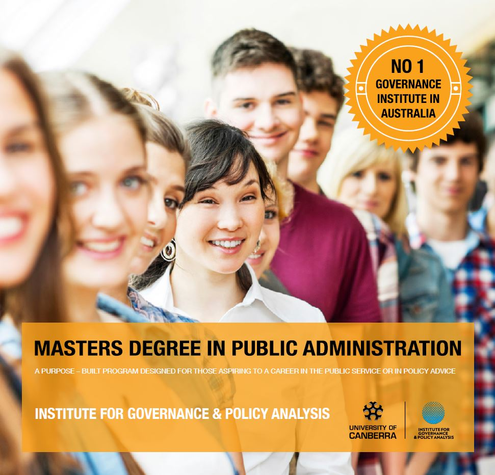 Masters degree thesis on public administration